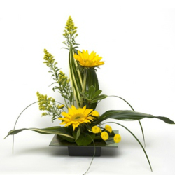 Contemporary Art from Verzaal's Florist & Events in Wilmington