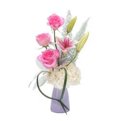Precious Pink from Verzaal's Florist & Events in Wilmington