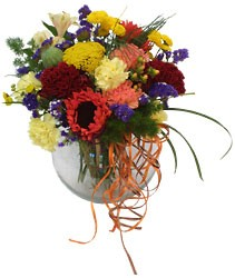 Jewels of Autumn from Verzaal's Florist & Events in Wilmington