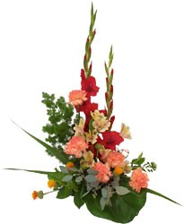 Vertical Love from Verzaal's Florist & Events in Wilmington