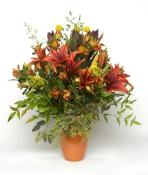 Bronze Nature from Verzaal's Florist & Events in Wilmington