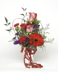 Red Hot Romance from Verzaal's Florist & Events in Wilmington