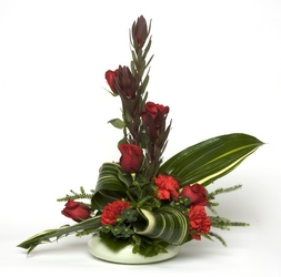 Holiday Excitement  from Verzaal's Florist & Events in Wilmington