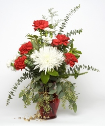 Gesture Bouquet from Verzaal's Florist & Events in Wilmington