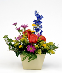 Garden Delights from Verzaal's Florist & Events in Wilmington
