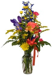 Bunches of Color from Verzaal's Florist & Events in Wilmington