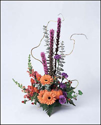 Spectacular fun from Verzaal's Florist & Events in Wilmington