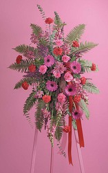 lovely pink from Verzaal's Florist & Events in Wilmington