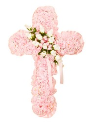 Sympathy Cross from Verzaal's Florist & Events in Wilmington