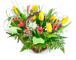 Spring Delight from Verzaal's Florist & Events in Wilmington