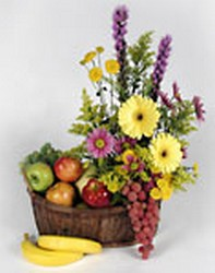 Fruit & Florals from Verzaal's Florist & Events in Wilmington